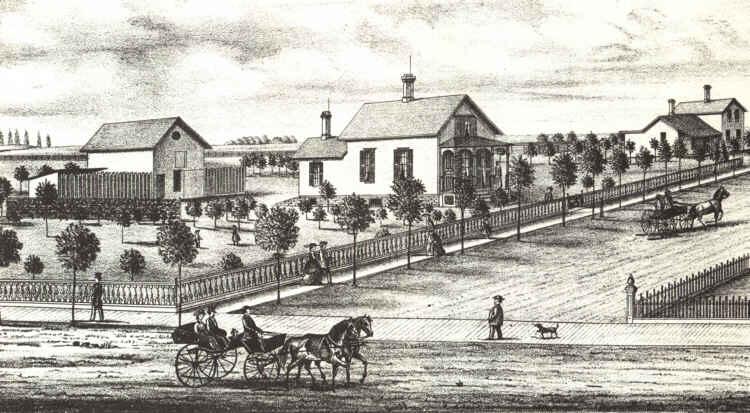 Villa St Elgin