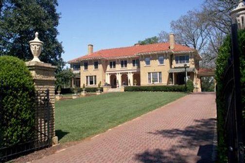 Bona Allen Mansion