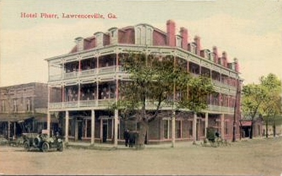 Pharr Hotel Lawrenceville Georgia