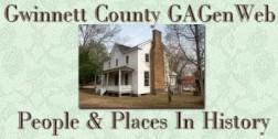 Visitor Information - Gwinnett County Georgia Genealogy