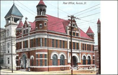 aurora post office